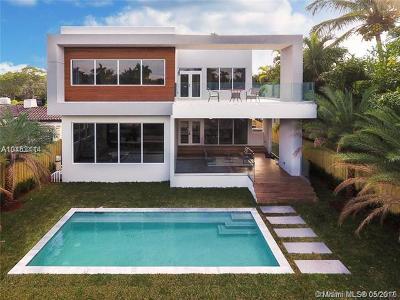 Sunny Isles Beach Single Family Home For Sale: 274 Atlantic Isle
