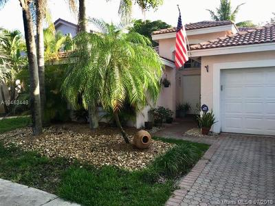 Miramar Single Family Home For Sale: 2858 SW 177th Ave