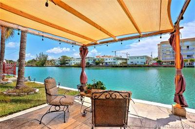 Miami, Miami Beach Single Family Home For Sale: 8533 Crespi Blvd