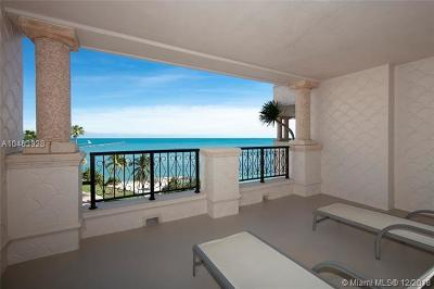 Fisher Island Condo For Sale: 7441 Fisher Island Dr #7441