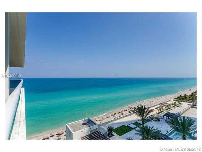 Hallandale Condo For Sale: 1830 S Ocean Dr #1403