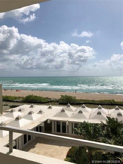 Miami Beach Condo For Sale: 5555 Collins Ave #5F