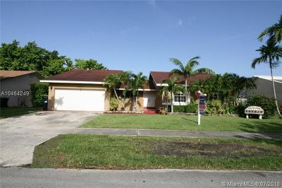 Single Family Home For Sale: 7430 SW 147th Ct
