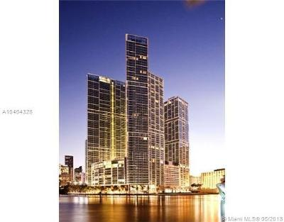 Condo For Sale: 475 Brickell Ave #3711