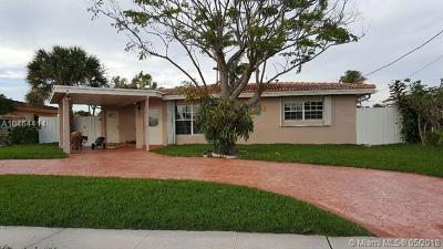 Pompano Beach Single Family Home For Sale: 231 SE 9th Ct