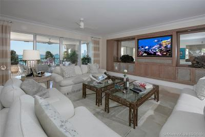 Fisher Island Condo For Sale: 5231 Fisher Island Dr #5231