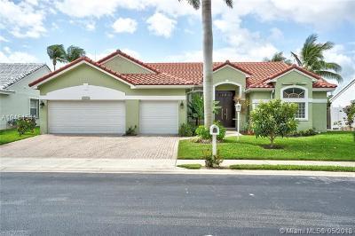 Palm Beach Gardens Single Family Home For Sale: 10242 Allamanda Cir