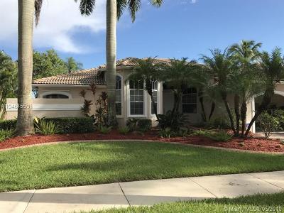 Weston Single Family Home For Sale: 2569 Eagle Run Lane