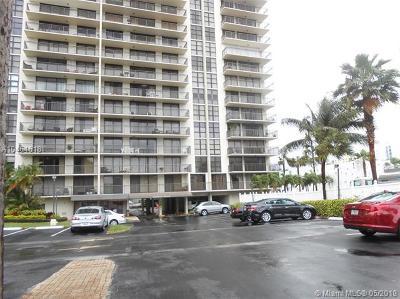 Fort Lauderdale Condo For Sale: 3031 N Ocean Blvd #306