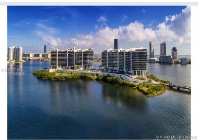 Aventura Condo For Sale: 5000 Island Estates Drive #504 sout