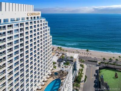fort lauderdale Condo For Sale: 551 N Fort Lauderdale Beach Blvd #1214