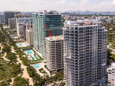 bal harbour Condo For Sale: 10205 Collins Ave #808