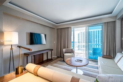 Fort Lauderdale Condo For Sale: 551 N Fort Lauderdale Beach Blvd #1106