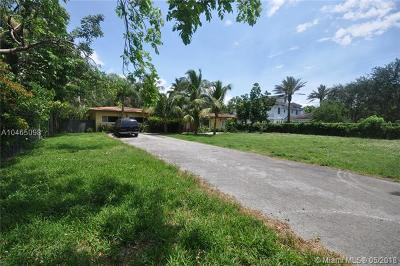 Pinecrest Residential Lots & Land For Sale: 6461 SW 98th St