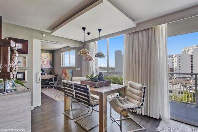 Miami Beach Condo For Sale: 1688 West Ave #806