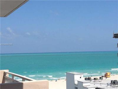 Miami Beach Condo For Sale: 345 Ocean Dr #1007