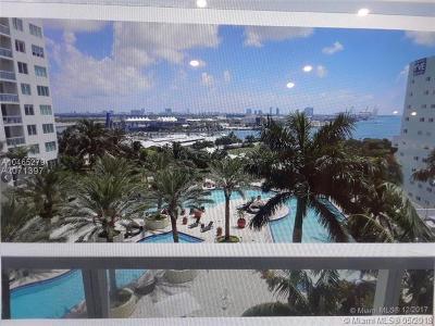 Miami Condo For Sale: 253 NE 2nd St #3307