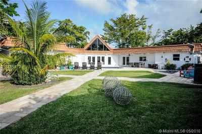 North Miami Single Family Home For Sale: 12990 Arch Creek Ter