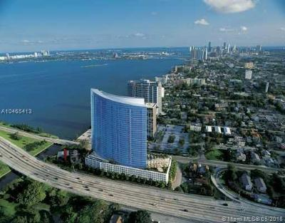 Miami Condo For Sale: 601 NE 36th St #801