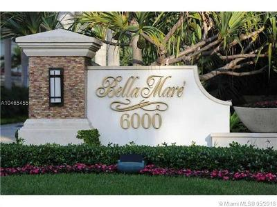 Aventura Single Family Home For Sale: 6000 Island Blvd #1206