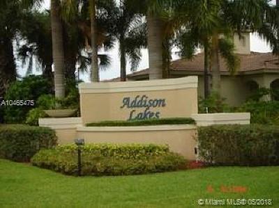 Boca Raton Condo For Sale: 23053 Addison Lakes Cir