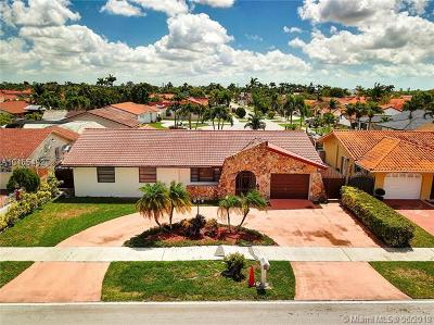 Miami Single Family Home For Sale: 3899 SW 142nd Ave