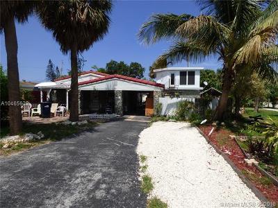 North Miami Beach Single Family Home For Sale: 17701 NE 13th Ave