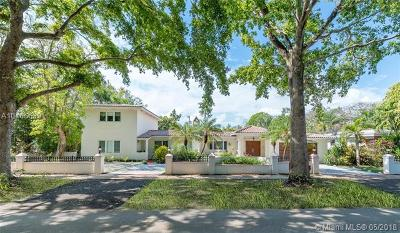 Coral Gables Single Family Home For Sale: 906 Palermo