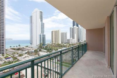 Sunny Isles Beach Condo For Sale: 17555 Atlantic Blvd #1201