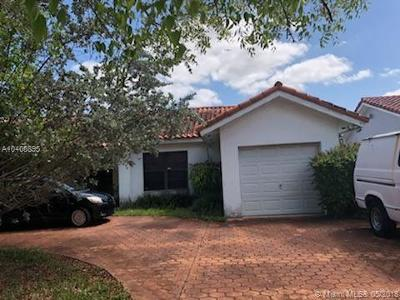 Single Family Home For Sale: 14470 SW 43rd Ter