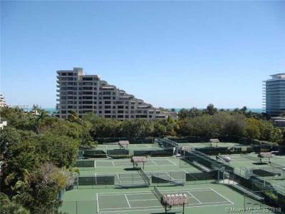 Key Biscayne Condo For Sale: 151 Crandon Blvd #702