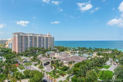 Key Biscayne Condo For Sale: 789 Crandon Blvd #1202