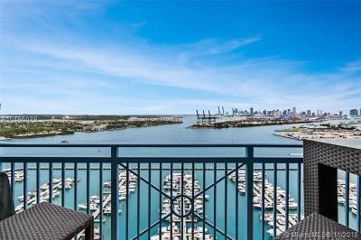 Miami Beach Condo For Sale: 90 Alton Rd #2606