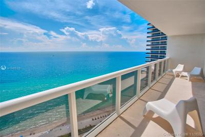 Hallandale Condo For Sale: 1800 S Ocean Dr #2803