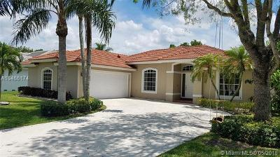 Lauderhill Single Family Home For Sale: 6428 NW 53rd St
