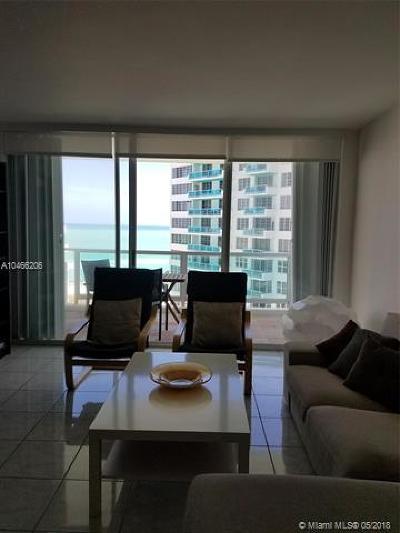 Miami Beach Condo For Sale: 5151 Collins Ave #1126