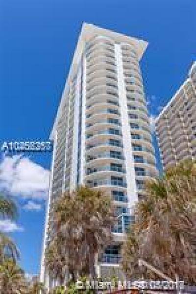 Sunny Isles Beach Single Family Home For Sale: 17315 Collins Ave #1101