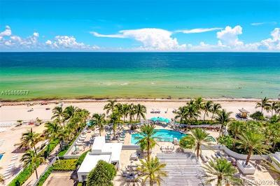 Hollywood Condo For Sale: 3535 S Ocean Dr #1002