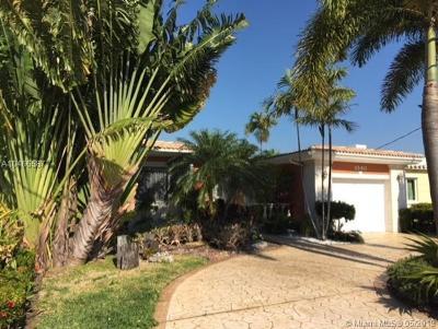 Surfside Single Family Home For Sale: 9140 Abbott Ave.