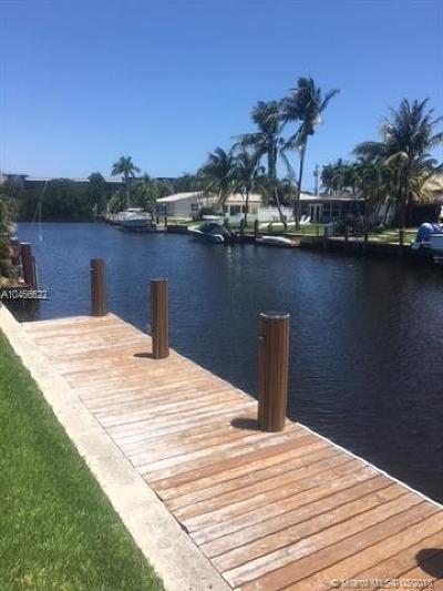 Pompano Beach Single Family Home For Sale: 260 SE 3rd Ave