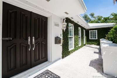 Coral Gables, South Miami Single Family Home For Sale: 11072 Monfero St