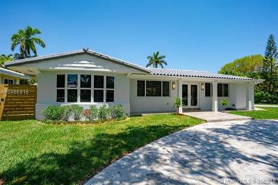 Miami Shores Single Family Home For Sale: 955 NE 98th St