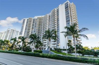 Fort Lauderdale Condo For Sale: 2841 N Ocean Blvd #501
