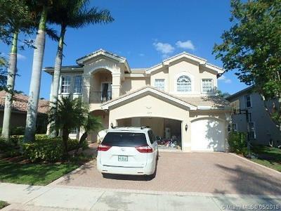 Boynton Beach Single Family Home For Sale: 11814 Foxbriar Lake Trl