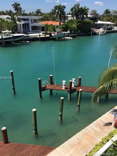 bay harbor Condo For Sale: 9400 W Bay Harbor Dr #303