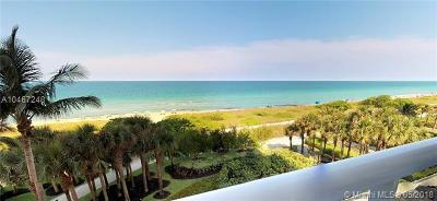 Surfside Condo For Sale: 9559 Collins Ave #S4-A