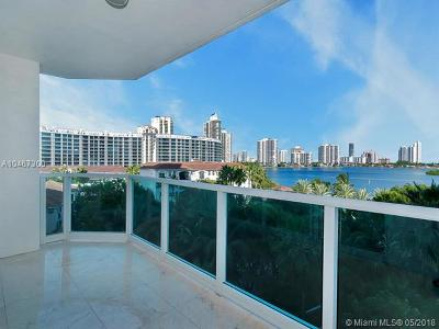 Aventura Condo For Sale: 3301 NE 183rd St #604