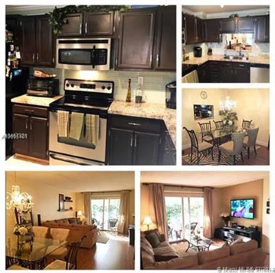 Coral Springs Condo For Sale: 1100 NW 87th Ave #204
