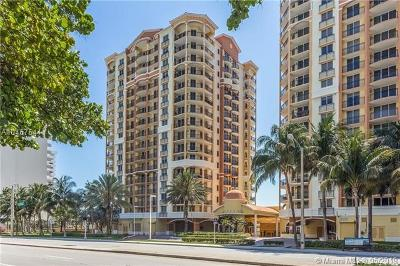 Broward County Condo For Sale: 2001 N Ocean Blvd #1505