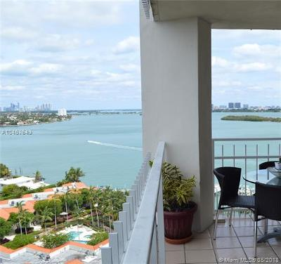 Miami Condo For Sale: 4000 Towerside Ter #1707